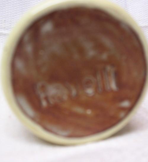 Ravelli vaasje mini in zachtgeel