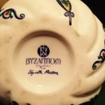 Porseleinen pot Byzantium voor Elizabeth Arden