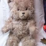 Lieve grote vintage teddybeer