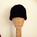 Origineel vintage persianer kinder bontmutsje uit de jaren 1920