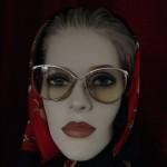 Rodenstock bril vintage uit de zestiger-zeventiger jaren met getint geslepen glas