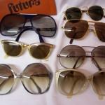 Geweldige vintage zonnebril van Jean Patou uit 1973