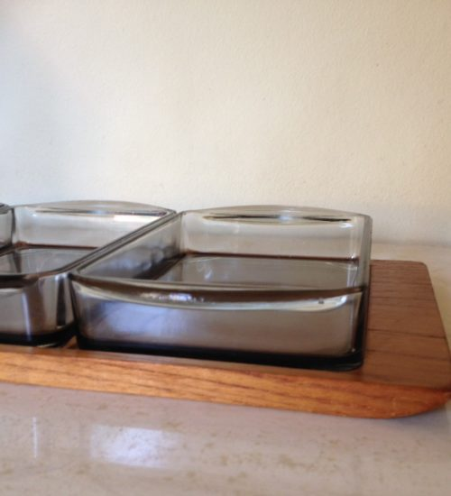 Danish design tray retro uit de  jaren 1960 de stunning sixty's