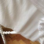 Allermooist antieke brocante doopjurk met mutsje van rond 1900