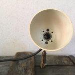 Industriele multifunctionele klemplamp van bakeliet