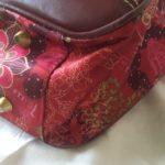 Oilily office bag of laptop tas met rode print